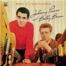 Makin' it - Take Your Pick - CD Audio di Billy Bean,John Pisano