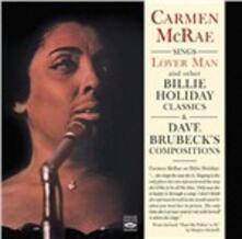 Sings Lover Man - CD Audio di Carmen McRae