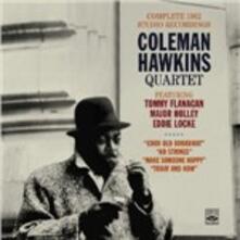 Complete 1962 Studio Recordings - CD Audio di Coleman Hawkins