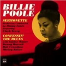 Sermonette - Confessin' the Blues - CD Audio di Billie Poole