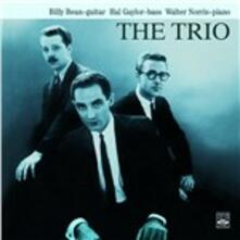 The Trio ( + Bonus Tracks) - CD Audio di Walter Norris,Billy Bean,Hal Gaylor