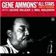 All Stars. Complete Recordings (with Jackie Mclean & Mal Waldron) - CD Audio di Gene Ammons