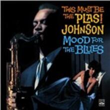Mood for the Blues - CD Audio di Plas Johnson
