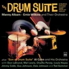 The Drum Suite - CD Audio di Al Cohn,Manny Albam