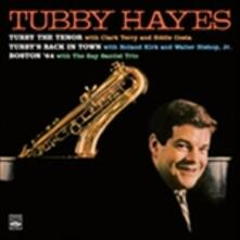 England's Foremost Tenor - CD Audio di Tubby Hayes