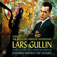 Complete 1956-1960 Studio Recordings - CD Audio di Lars Gullin