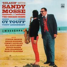 Relaxin with ( + Bonus Tracks) - CD Audio di Sandy Mosse