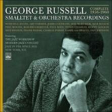 Complete 1956-1960 - CD Audio di George Russell