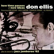 How Time Passes - New Ideas - CD Audio di Don Ellis