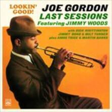 Last Sessions (Lookin' Good) - CD Audio di Joe Gordon