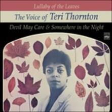 Lullaby of the Leaves - CD Audio di Teri Thornton