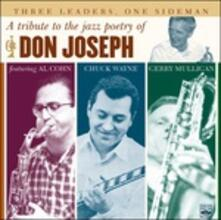 A Tribute to the Jazz Poetry of - CD Audio di Don Joseph