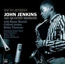 Young Jenkins - CD Audio di John Jenkins