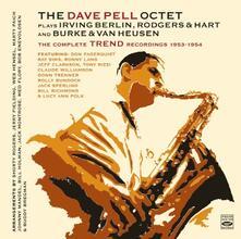 Complete Trend & Kapp Recordings 1953-1954 - CD Audio di Dave Pell