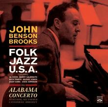 Folk Jazz USA - Alabama Concerto - CD Audio di John Benson Brooks