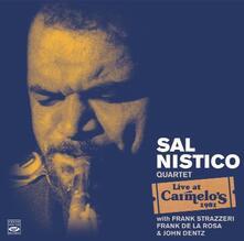 Live at Carmelo's 1981 - CD Audio di Sal Nistico