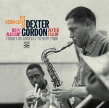 Doin' Allright - Dexter Callin' - CD Audio di Dexter Gordon
