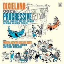 Dixieland Goes Progressive & Modern Jazz Quartet - CD Audio di Modern Jazz Quartet,Dixieland Goes Progressive