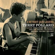 A Detroit Jazz Legend - CD Audio di Terry Pollard