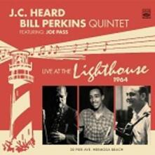 Live at the Lighthouse 1964 - CD Audio di Bill Perkins,JC Heard