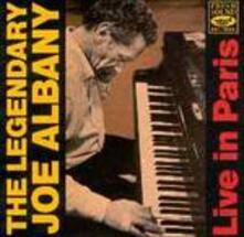 Live in Paris - CD Audio di Joe Albany