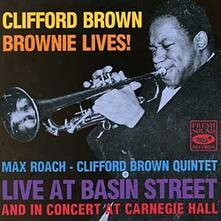 Brownie Lives - CD Audio di Clifford Brown