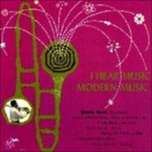 CD I Hear Music Modern Mus. Eddie Bert