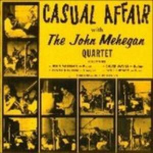 CD Casual Affair John Megan