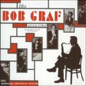 CD The Bob Graf Sessions Bob Graf
