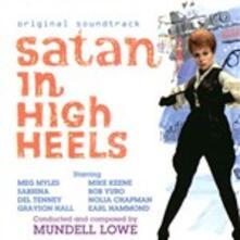 Satan in High Heels - CD Audio di Mundell Lowe
