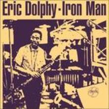 Iron Man - CD Audio di Eric Dolphy