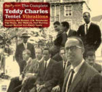CD Vibrations Teddy Charles