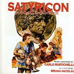 Cover CD Colonna sonora Satyricon