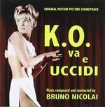 Cover CD Colonna sonora K.O. va' e uccidi