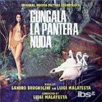 Cover CD Gungala la pantera nuda