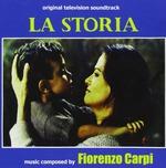 Cover CD Colonna sonora La storia