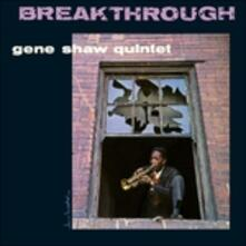 Breakthrough! - Vinile LP di Gene Shaw