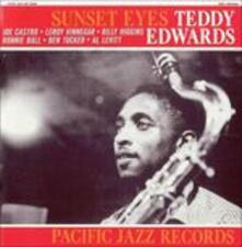 Sunset Eyes - Vinile LP di Teddy Edwards