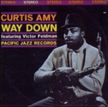 Way Down - Vinile LP di Curtis Amy