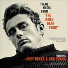 The James Dean Story (Colonna Sonora) - Vinile LP di Chet Baker,Bud Shank