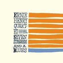 Seven Standards and a Blues - Vinile LP di Ernie Henry