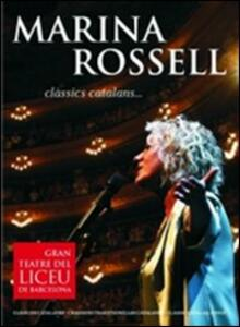 Marina Rossell. Clássics catalans. Canzoni tradizionali della Catalogna - DVD