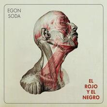 El rojo y el negro - Vinile LP di Egon Soda