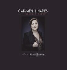 Verso a verso. Canta a Miguel Hernández - Vinile LP di Carmen Linares