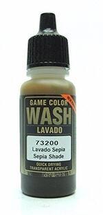 Game Color Sepia Wash 73200