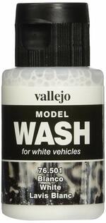 Model Wash 76501 White