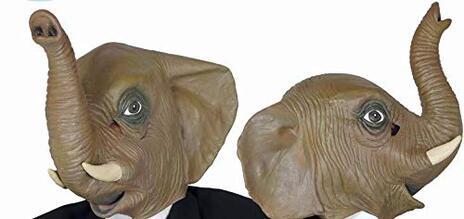 Maschera Elefante - 2