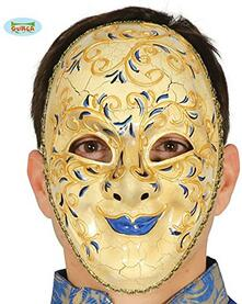 Maschera veneziana marhese marchesa carta pesta