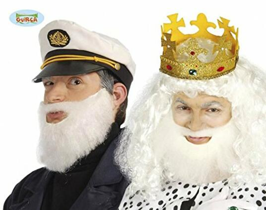 Barba Bianca Capitano Babbo Natale - 2