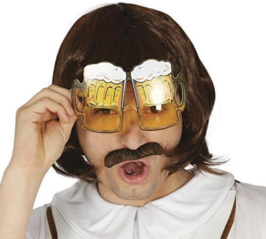 Occhiali Bicchieri Di Birra